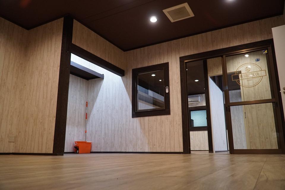 TATSUMIDOU LABO室内